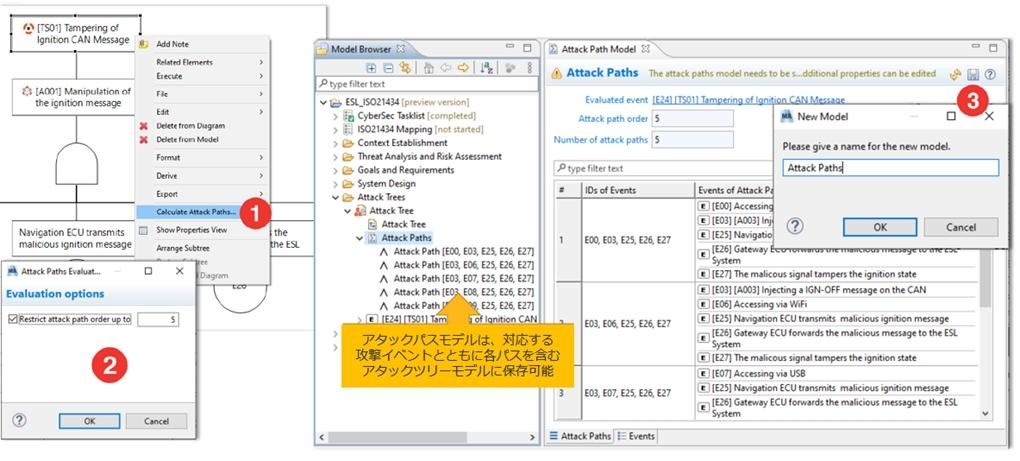 Ansys medini analyze R1 Cyber Security (ISO 21434)