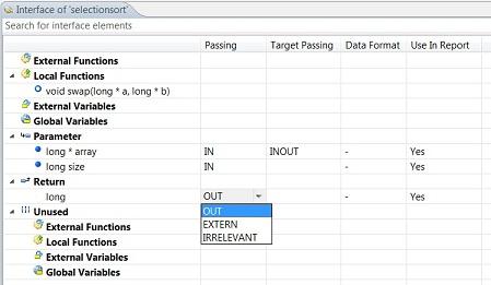 Test Interface Editor (TIE)