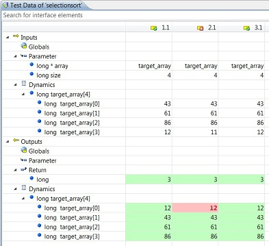 Test Data Editor (TDE)